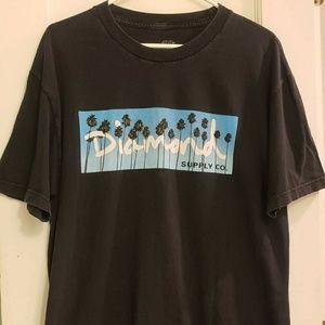 Diamond Supply Co. Palm Tree T-shirt